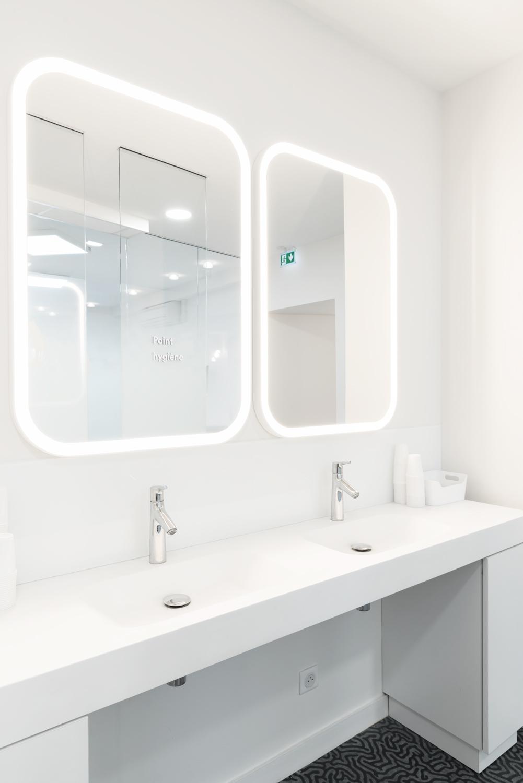 espace hygiene Cabinet orthodontie Dijon